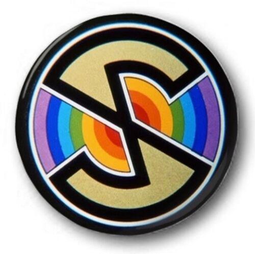"Cute Classic TV 25mm KIDS RETRO -1970/'s 1/"" Button Badge Pin Various design"