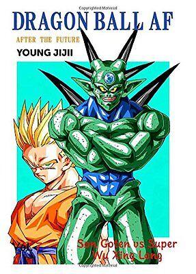 Dragon Ball Af Dbaf Volume 7 English Young Jijii Dbz Super Doujinshi Ultra Rare