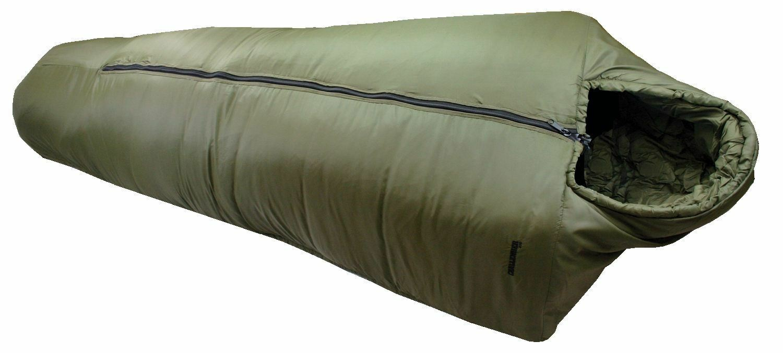 Challenger 400 Lightweight Army Sleeping Bag -26°c ( 4 season EN13537 Tested