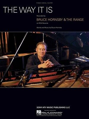 Best of Bruce Hornsby /& The Range Sheet Music Piano Vocal Guitar SongB 000307138