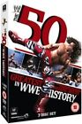 The 50 Greatest Finishing Moves in WWE History (DVD, 2013, 3-Disc Set)
