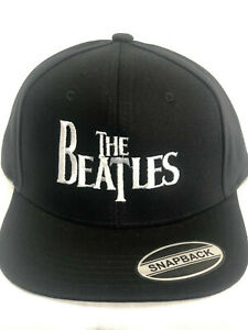 The Beatles Music Rock Band Embroidered Knitted Stretch