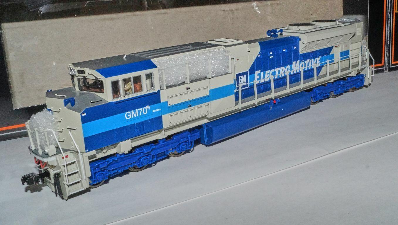 MTH 80 -2259 -1, Diesellok SD70ACe der GM Sound OVP