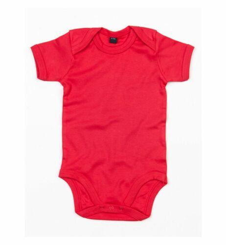 Baby Body Bodysuit kurzer Strampler Bodies