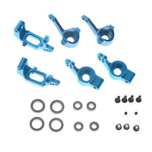 For-HSP-1-10-RC-Racing-Car-Upgrade-Parts-Alloy-Front-Rear-Hub-Carrier-Steering