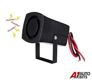 12v Led Marcha Atrás Alerta Acústica Alarma de Aviso Bombilla Coche Sensor P21w