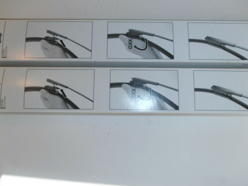 "Fiat Punto Grande Evo 2006-18 3set TRICO Front Rear Wiper Blades 26/""x16/""x12/"""