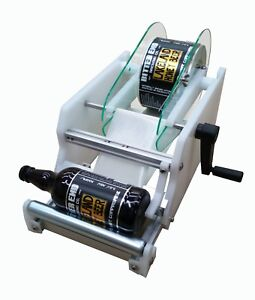 Image Is Loading Labelroo Bottle Labelling Machine Label Licator Micro Brewery