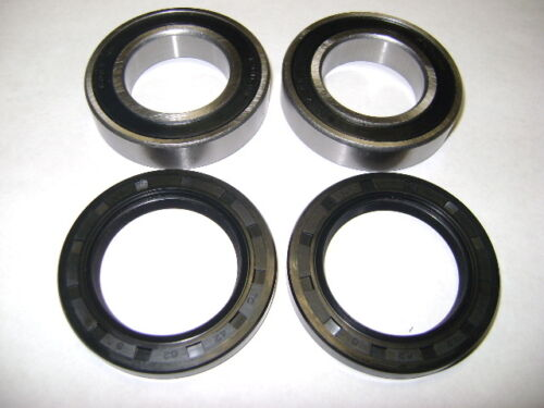 2001-2005 YAMAHA RAPTOR 660R REAR AXLE WHEEL BEARING /& SEAL KIT 4