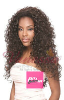 Las Lobet - Vanessa Synthetic Half Wig Long Curly Fabulous Style