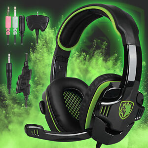 SADES-SA-708-GT-Gaming-Headsets-Headphones-With-Mic-For-PS4-Xbox-one-PC-Laptop