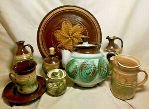 Skegness-Pottery-Various-Pieces-All-Pictured-and-Priced