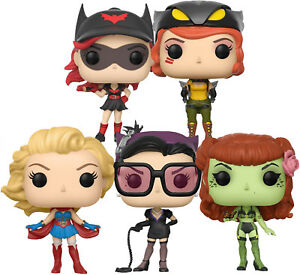 DC-Bombshells-World-War-II-Pop-Vinyl-Bundle-Set-of-5