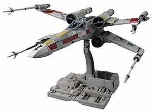 BANDAI-Star-Wars-X-Wing-Starfighter-1-72-Scale-Model-Kit-from-Japan