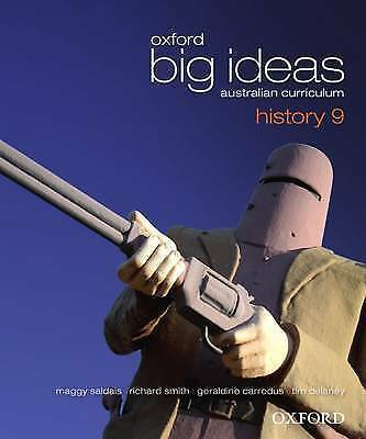 1 of 1 - Oxford Big Ideas History 9: Australian Curriculum Textbook by Tim Delany,...