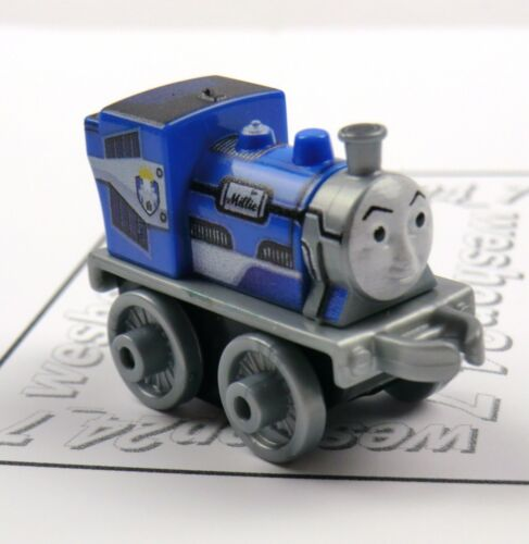 THOMAS /& FRIENDS Minis Train Engine 2015 ROBO Millie ~ NEW ~ Weighted