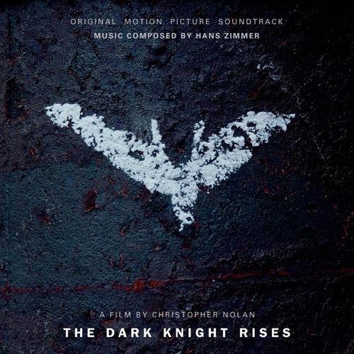 1 von 1 - The Dark Knight Rises/OST ....A40