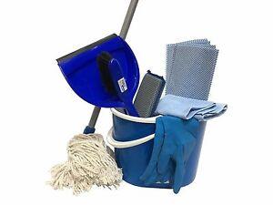 Floor Cleaning Kit (Blue)