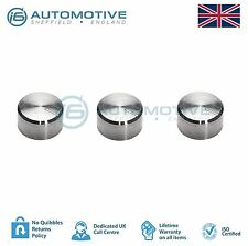 Aston Martin DB9 Vantage Heater Control Knobs Metal Alloy Upgrade Centre Console
