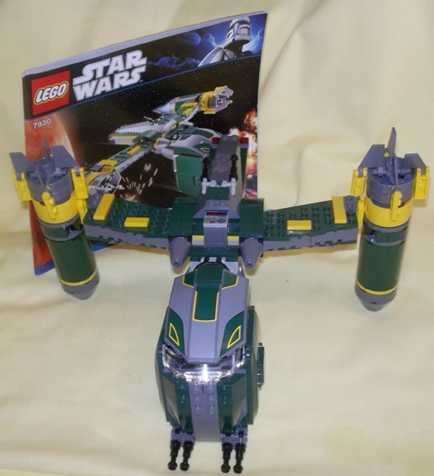 Lego Star Wars Bounty Hunter assault hélicoptère de combat 3765