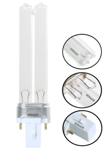 PLS-5W-7W-9W-11W-13W-Spare-Lamp-Pond-Filter-UV-Bulb-UVC-Tube-Violet-Light-Watt