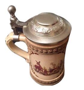 Vintage-Alwe-Beer-Mug-Made-In-West-Germany