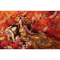 Orchids By Nene Thomas - Sunsout 1000 Piece Fantasy Puzzle -