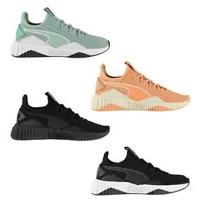Puma-Defy-Turnschuhe-Damen-Sneaker-Sportschuhe-Laufschuhe-9005