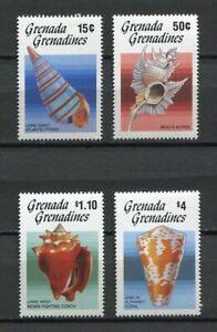 25995) Grenada Grenadines 1986 MNH New Shells