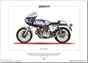 DUCATI-900SS-Motorcycle-Fine-Art-Print-Mike-Hailwood-Isle-of-Man-TT-Italian