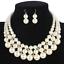 Fashion-Women-Crystal-Necklace-Bib-Choker-Pendant-Statement-Chunky-Charm-Jewelry thumbnail 139