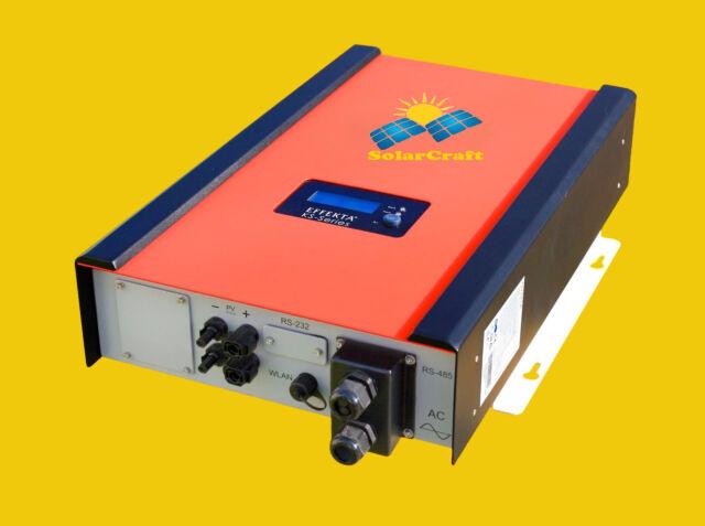 Nueva instrumento economía energía adecuado Effekta KS-3000ST incl. W LAN