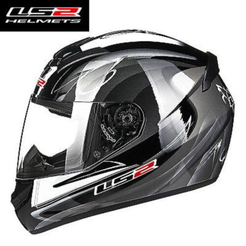 LS2 FF352 Motorcycle Helmet Full Racing Off Road Knight Helmets Motocross Gears