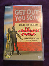 THE FRANCHISE AFFAIR  DVD  RARE  Region 2 PAL only with NTSC R1 if requested