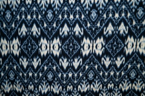 Ethnic Liverpool Scuba Print #71 Double Knit Fabric Poly Lycra Spandex BTY