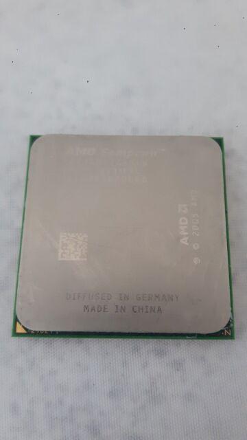 AMD Sempron 3400+ SDA3400IAA3CW 1.80GHz Sockel AM2 CPU #w016