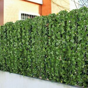 Image Is Loading Artificial Hanging Plant 84 Feet Silk Ivy Vine