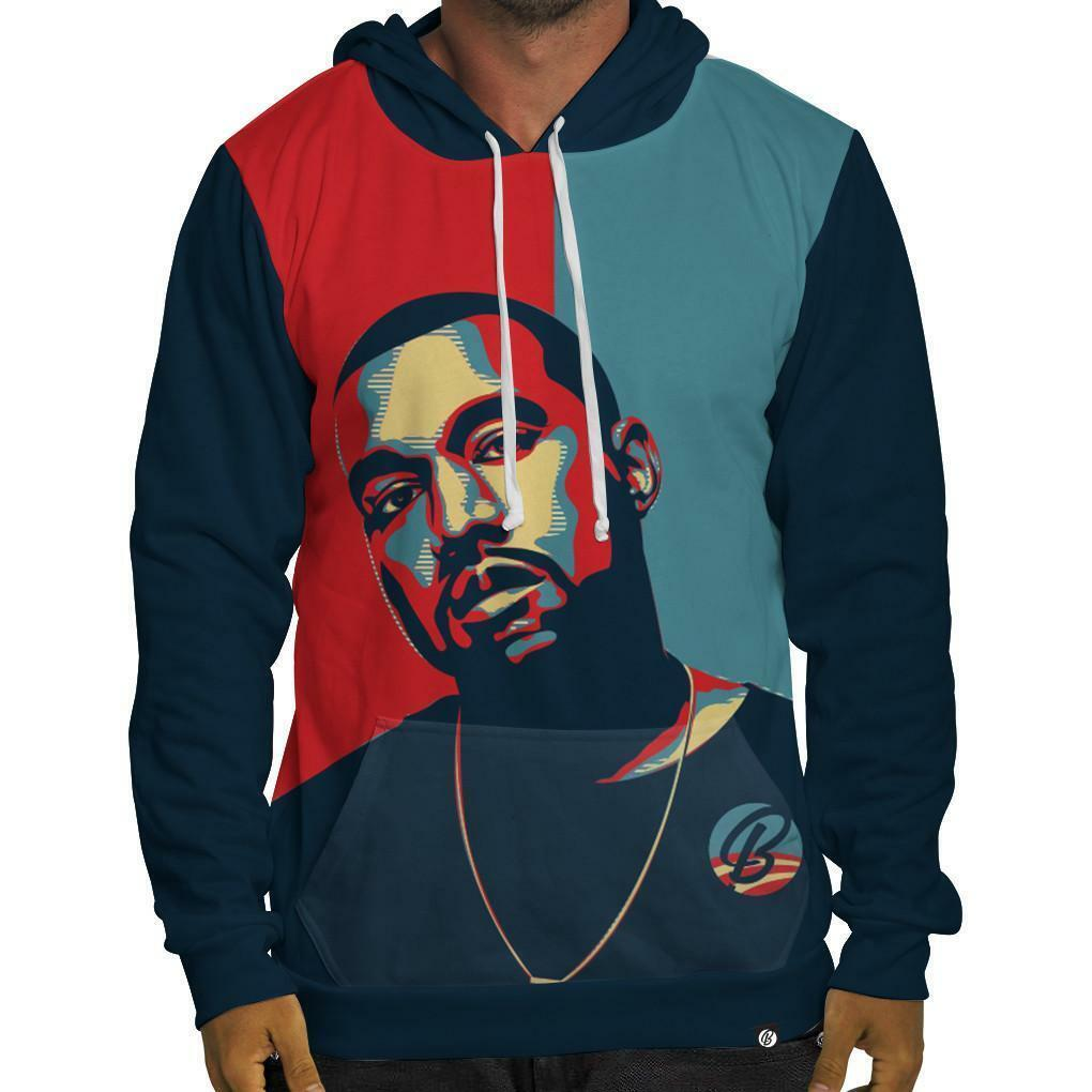 Nuovo Beloved Camicie West 2020 Felpa con Cappuccio SMALL-3XLARGE Kanye Yeezy