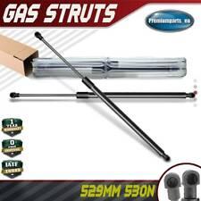 2x Universal Gas Struts for Trailer Box Caravans Camper Canopy 500 MM 530 N