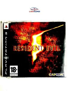 Resident-Evil-PS3-Promo-Retro-PLAYSTATION-Videojuego-Mint-State-comme-Neuf