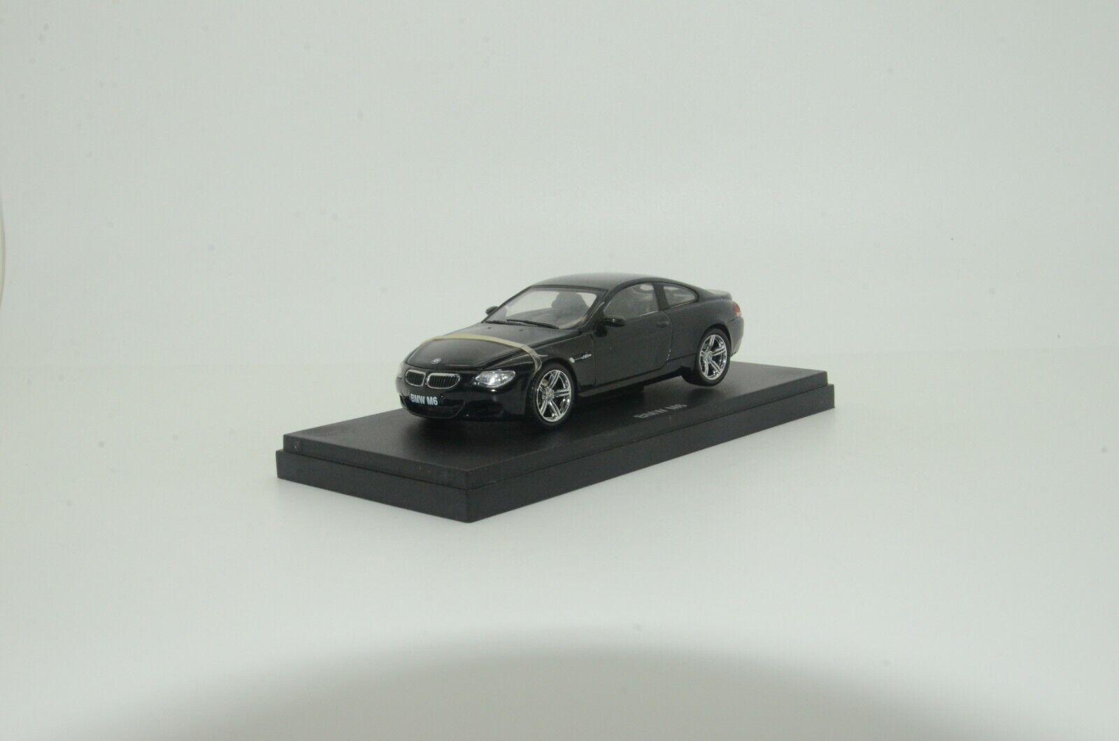 RARE  BMW M6 Coupe 2006 Kyosho 1 43