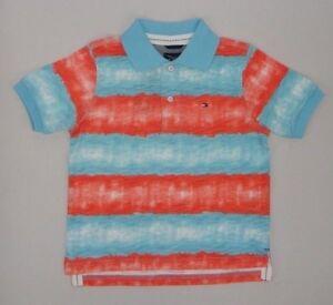Tommy-Hilfiger-Little-Boys-039-Short-Sleeve-polo-sizes-3-5