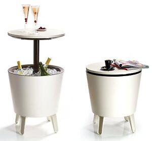 Keter-Cool-BAR-Table-Glaciere-Seau-Exterieur-Interieur-pour-45-Boites