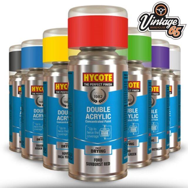 VOLKSWAGEN Golf Flash Red Lp3g/d8 Double Acrylic Spray Paint 150ml