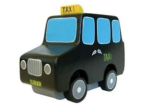 WOODEN-LONDON-TAXI-BLACK-TOY-BRAND-NEW-GREAT-GIFT-BLACK-CAB
