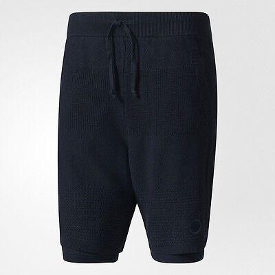 $149.99 Adidas X Ali + Corna Uomo Lineare Shorts (navy / Notte Navy) Circolazione Del Sangue Tonificante E Arresto Del Dolore