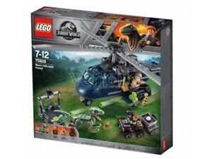 Lego Jurassic World 75928 - Poursuite en hélicoptère bleu