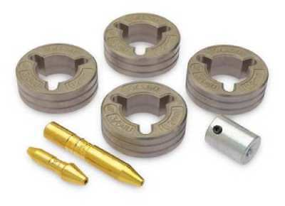 MILLER ELECTRIC DRIVE ROLL KIT 151037 NEW! U-GROOVED 4 ROLL