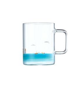 Starbucks Korea 2018 Summer Limited Edition Healing Glass Mug 502ml+Tracking