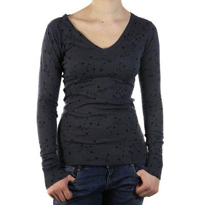 Nachdenklich Volcom Chime In Women's Sweater Grey